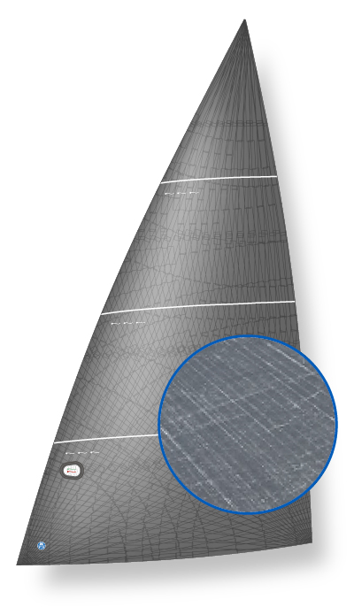 Sail Materials - 3Di, North Panel Laminate, Dacron | North Sails