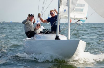 Theis Palm - North Sails Dragon Class Expert
