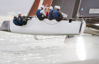 Stars & Stripes Team USA también elige North Sails thumbnail