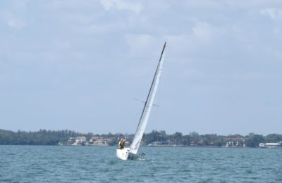 Why is Headstay Sag Fast Upwind in Light Air? thumbnail