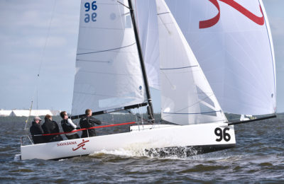 North Sails powers 2019 J/70 Winter Series winners