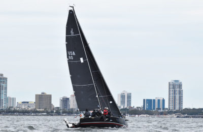 J88 Midwinters powered by North Sails 3Di