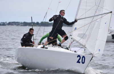 2019 J/22 Midwinters - Winners Powered By North Sails