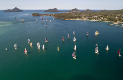 Impressive Turnout For Sail Port Stephens thumbnail