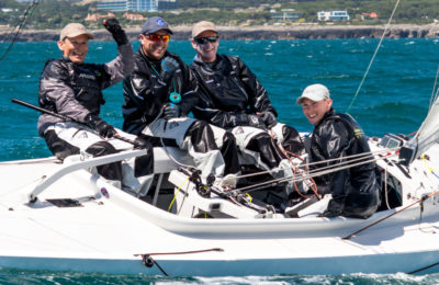 Louise Racing Wins King Juan Carlos Trophy thumbnail