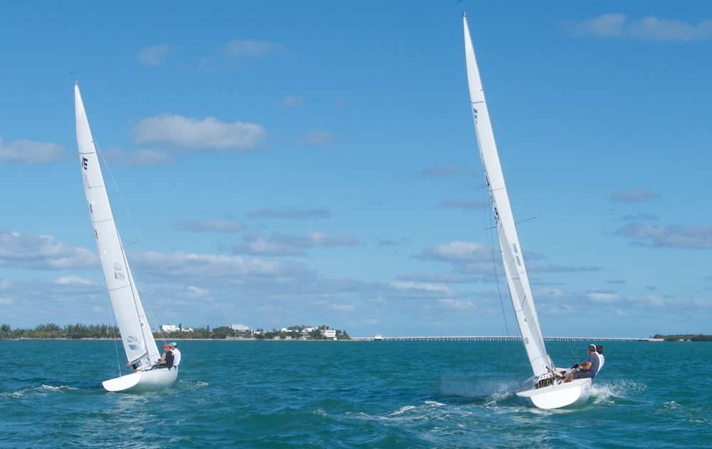 Balance Your Sailplan | North Sails | Etchells