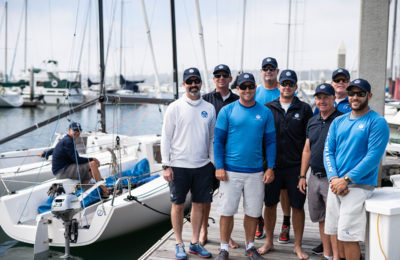 North Sails J/70 Team