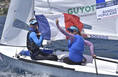 2019 470 Europeans | Photo Gerolamo Acquarone