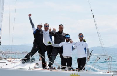 J/24 European Title Won By La Superba thumbnail