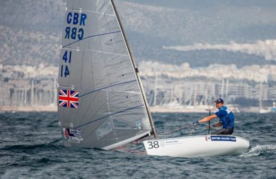 North Dominates Top Ten At Finn Europeans thumbnail