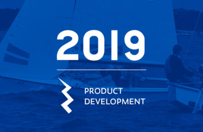 North Sails 2019 Lightning Sail Development
