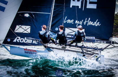 Kiwi Team Win The JJ Giltinan Trophy thumbnail