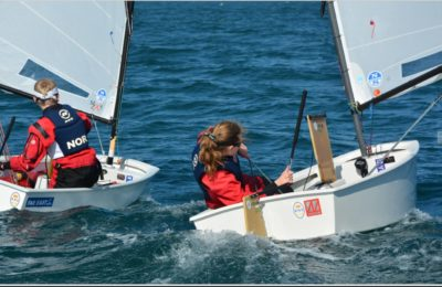 Which Optimist Sail Is Best For Me? thumbnail