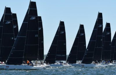 Leukemia Cup IC37 by Melges