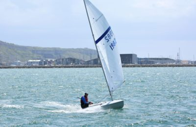 UK Nationals Victory With G-3R Sail thumbnail