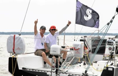 Doublehanded Team Wins The Annapolis To Newport thumbnail