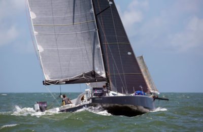 Class 40 Privateer Takes Overall Bermuda 1-2 Victory thumbnail