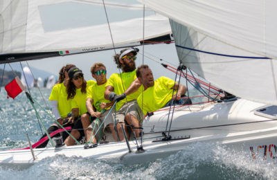 Italian Team Wins J/70 European Title thumbnail