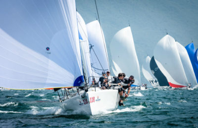 Melges 32 World League: Donino Dominates thumbnail