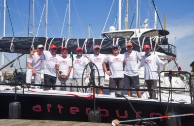 Afterburn Takes Line Honours for LO300 thumbnail