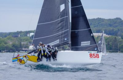 Lucky Dog Wins Melges 24 North Americans thumbnail