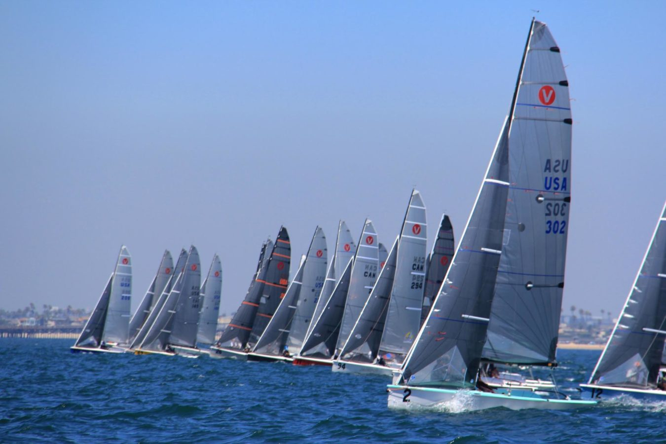 Cajun Underwriting Wins The Viper 640 Worlds | North Sails