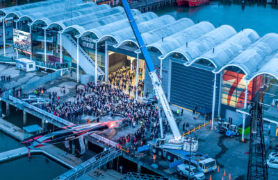 Emirates Team New Zealand Launches AC75 thumbnail