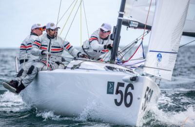 On Top Of The J/70 Worlds thumbnail