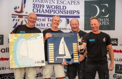 Speed Reading: J/70 Worlds thumbnail