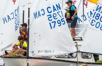 2019 Canadian Optimist National Championships thumbnail