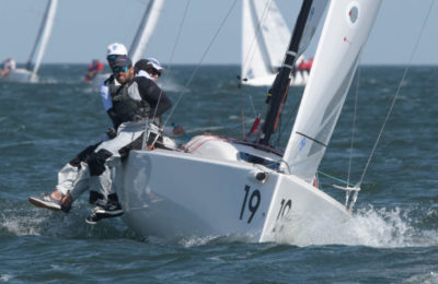 J/70 North Americans Closes The Season thumbnail