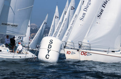 North Sails Supports One Design Racing at the San Diego Yacht Club thumbnail