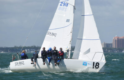 J/24 Worlds: Seabags Women's Sailing Team Report thumbnail