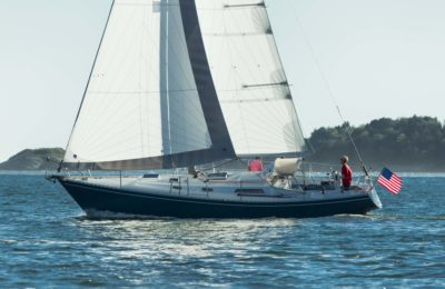 The In's and Out's of Radian Furling Headsails thumbnail