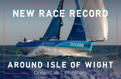 Phil Sharp, Isle of Wight Race Record, Singlehanded outright