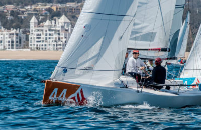 Full Podium Sweep for North Sails at J/70 Chilean Nationals thumbnail