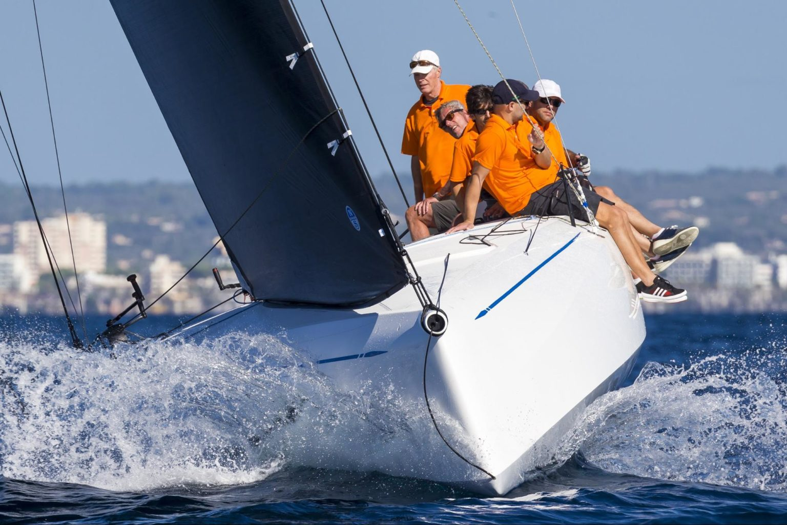 Stefano Gattini nations trophy north sails 2019