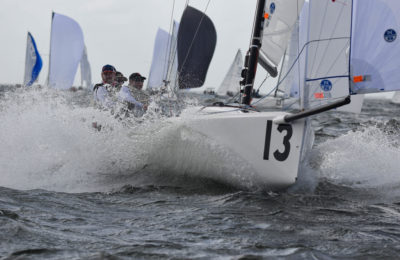 North Claims Top Two at J/70 Winter Series #2 thumbnail