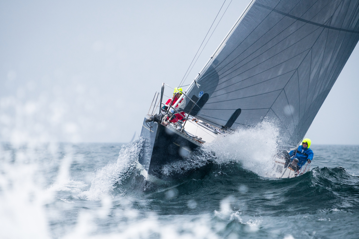 club racing sails