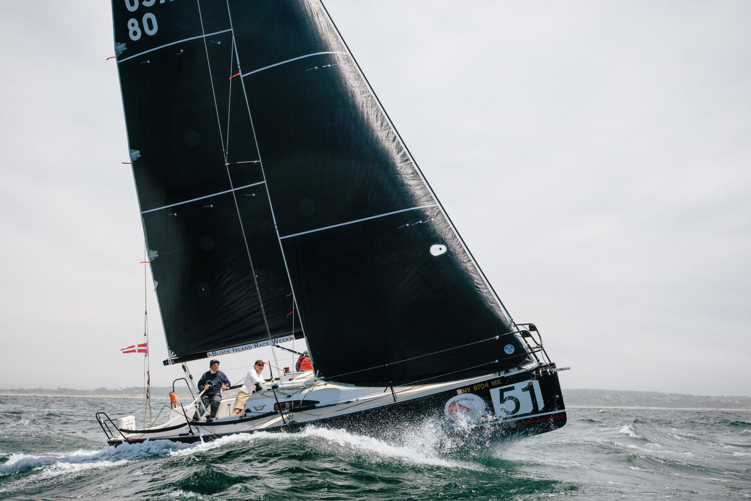best sails for club racing