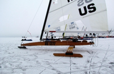 DN Iceboating: Innovating for Speed thumbnail