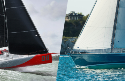 The Difference between Racing Sails and Cruising Sails thumbnail