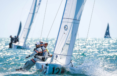 J/70 World Champions Claim Victory at Bacardi Invitational thumbnail