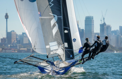 Honda Marine Hangs Onto the 18ft Skiff World Title thumbnail