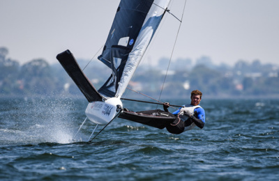 Join North Sails and Special Guest Tom Slingsby to Talk Moths thumbnail