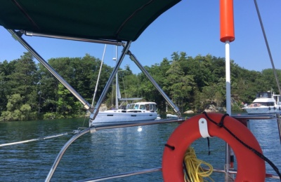 Cruising To The 1000 Islands thumbnail