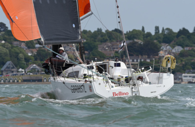 Shorthand Sailors Take Over the Solent thumbnail
