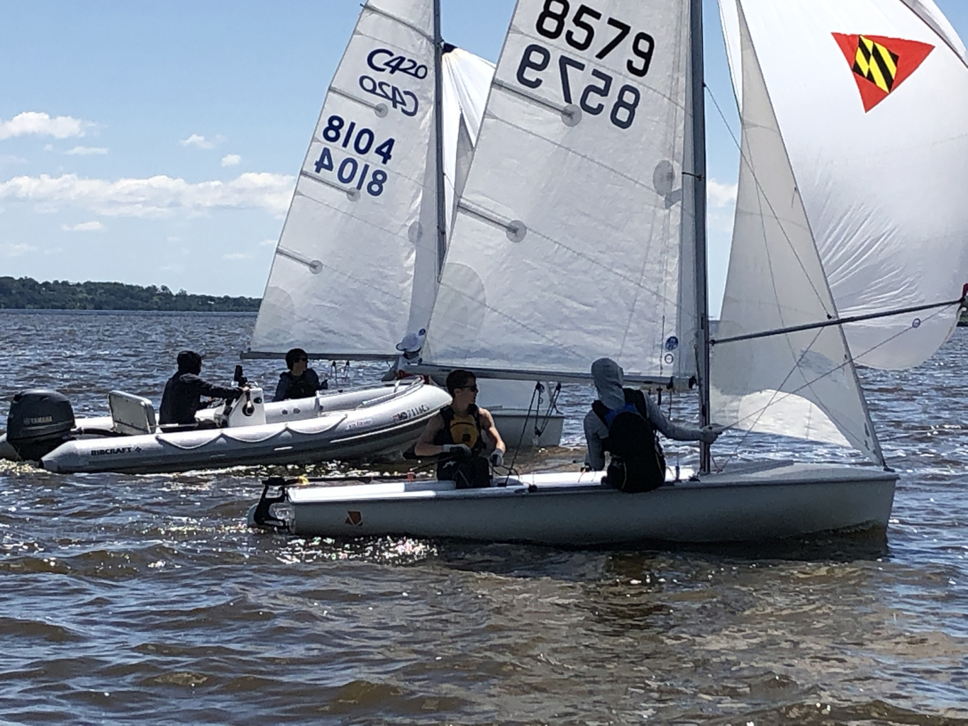 420 clinic_tom sitzmann_northsails