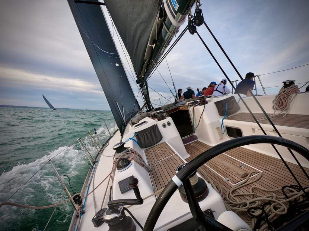 northsails 3Di RAW new zealand dufour 45e