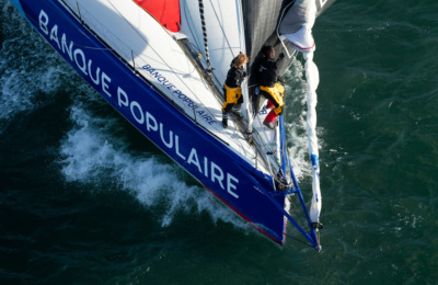 Doublehanded Tips from Armel Le Cléac'h and Clarisse Crémer thumbnail
